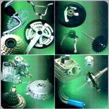 Bicycle parts exporters